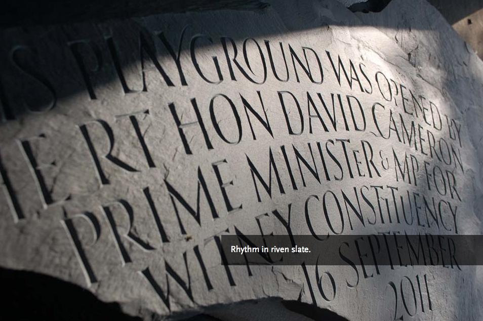 Lovely lettering
