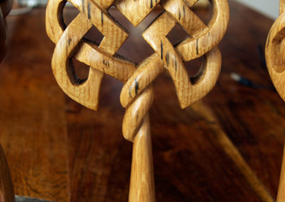 Celtic tree with a twist