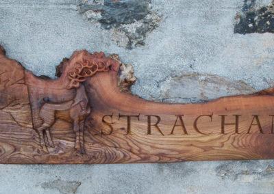 Red_deer_stag_letter_carving