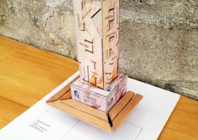 Keith town Moray art installation