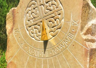 Sundial memorial
