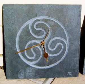 triskeleclock